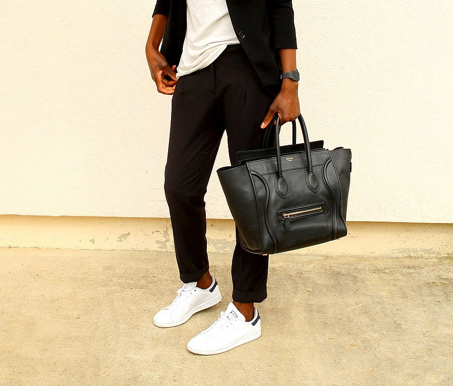 tailleur-sac-celine-mini-luggage-adidas-stan-smith