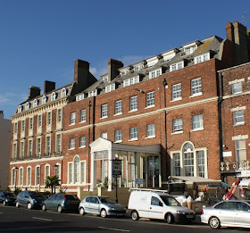 Gloucester House on Weymouth seafront today