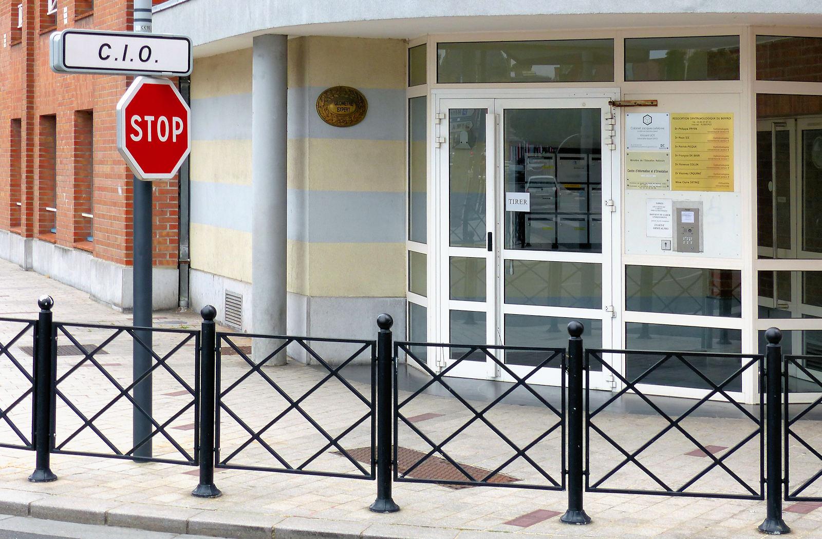 CIO Tourcoing Roubaix - Centre d'Information et d'Orientation