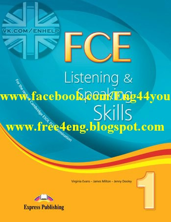 FCE Listening and Speaking Skills 1 ~ Learn English