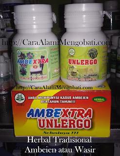 cara alami mengobati ambeien wasir dengan herbal tradisional