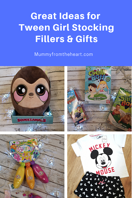 Tween girl gift guide pin