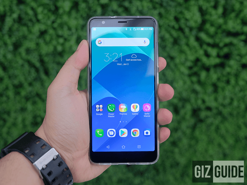 ASUS ZenFone Max Plus M1 Unboxing and First Impressions