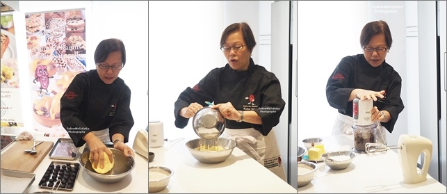 Interesting To See Chef Rohani as She Puts Together An Engaging & Informative Cooking Demonstration