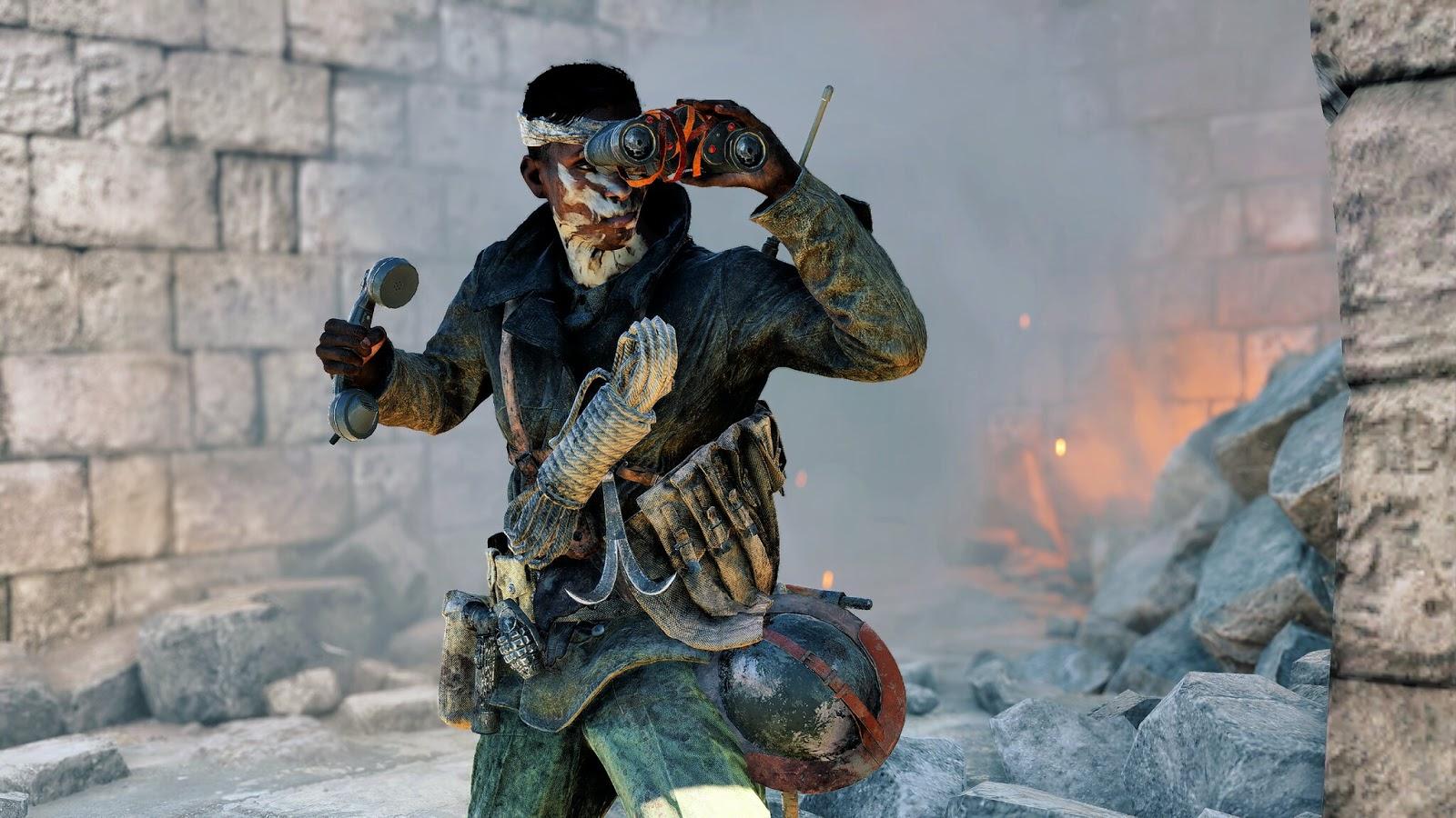 """Novo modo """"Treinamento Básico"""" está a caminho do Battlefield V"""