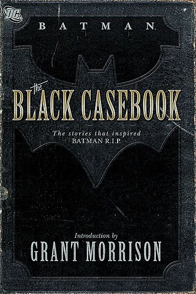 Batman: The Black Casebook TPB Page 1