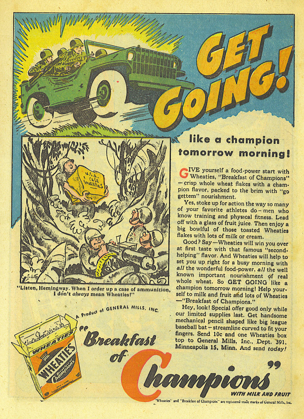Read online Action Comics (1938) comic -  Issue #67 - 15