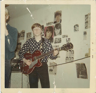 Future Poobah guitarist Jim Poobah Gustafson age 14