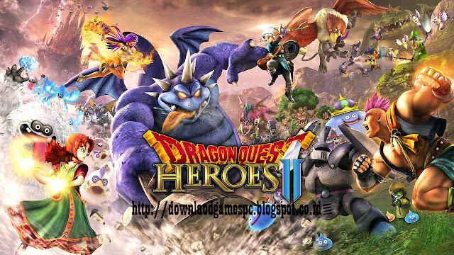 Google Drive] Download Game Dragon Quest Heroes II - CODEX