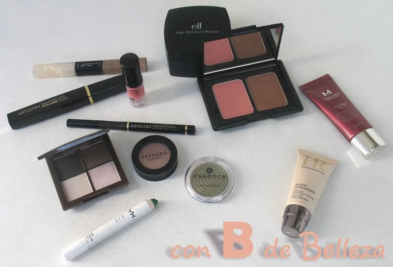 Look con Essence ELF