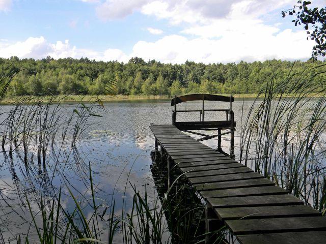 Jezioro Linie