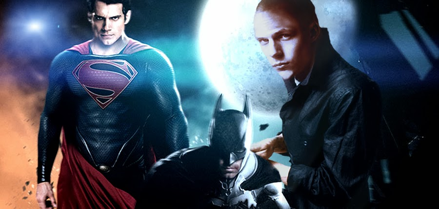 Superman, Batman şi viitorul Lex Luthor