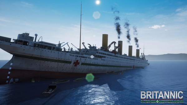 Britannic Patroness of the Mediterranean (2020) PC Full