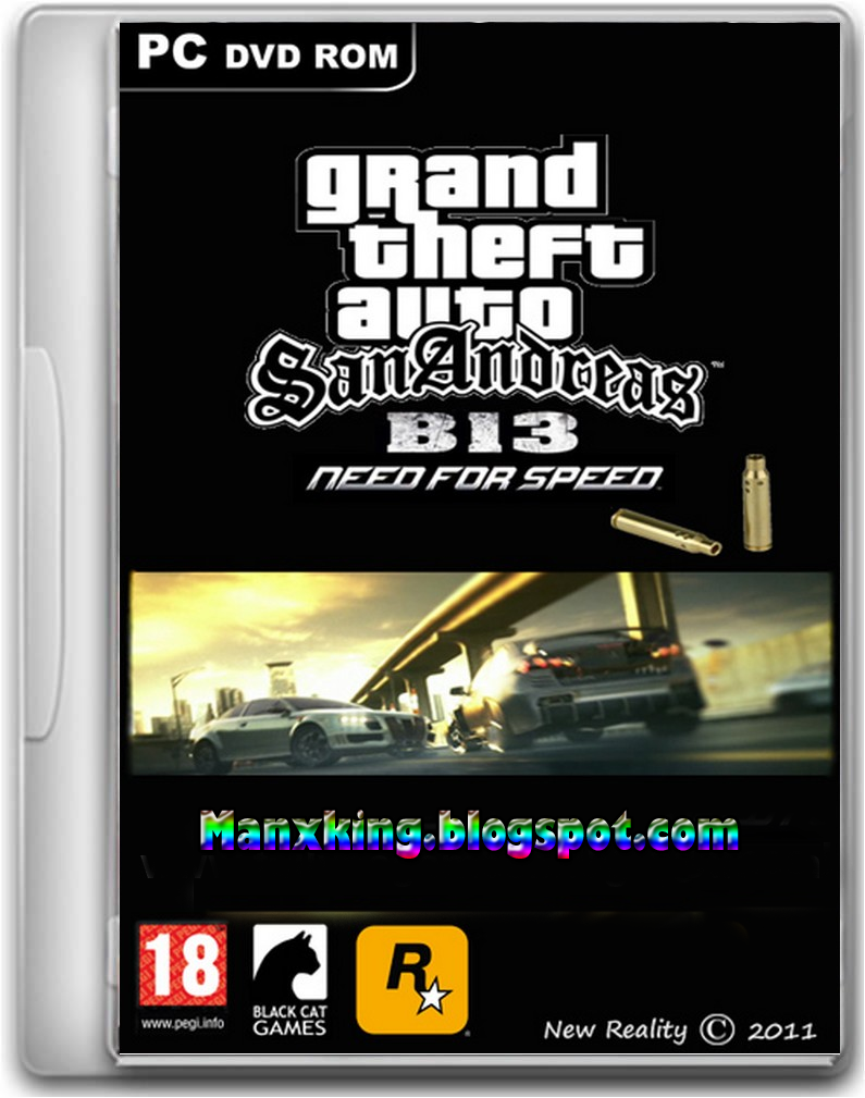 Ful Pc Games Software Gta San Andreas B 13 Nfs Game For
