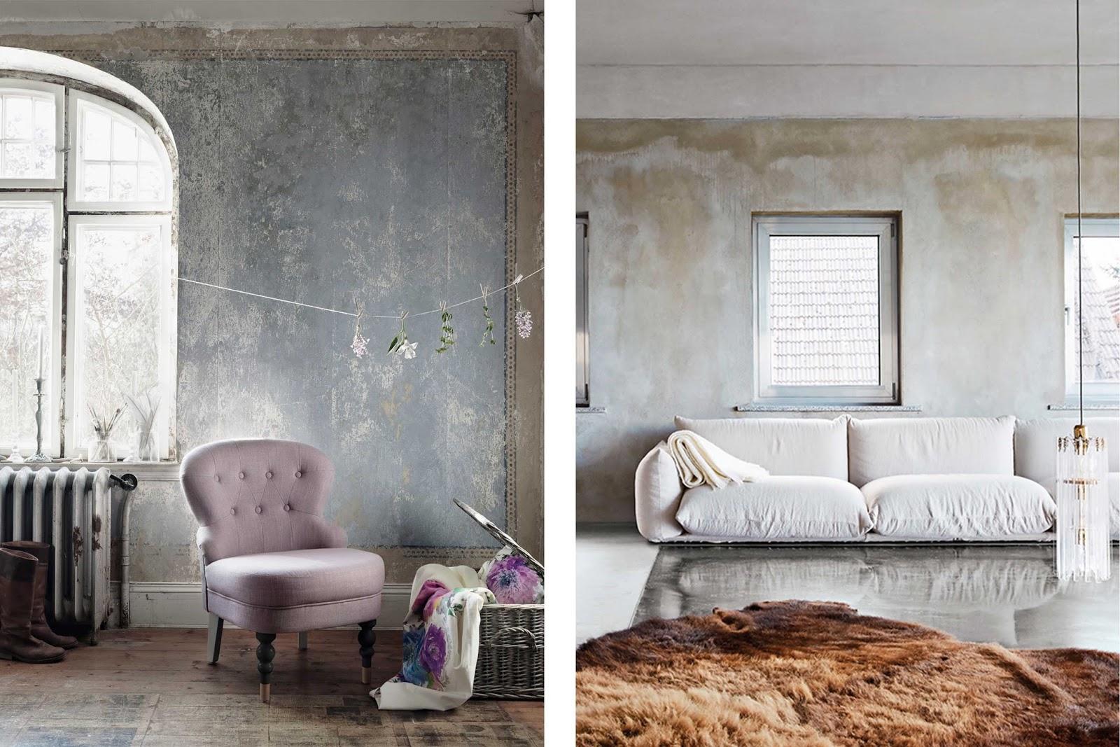 Pittura parete elegant pittura per interni bello questo bagno le cui pareti sono state trattate - Idee pittura pareti ...
