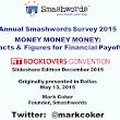 2015 Smashwords Survey Reveals Insights to Help Authors Reach More Readers