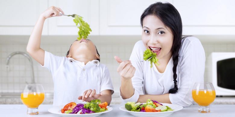 Memahami Alasan Anak Susah Makan, Begini Cara Menyiasatinya