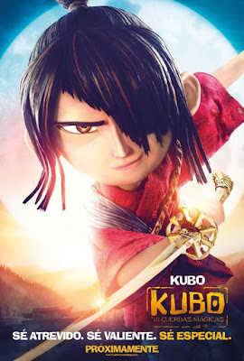 Kubo And The Two Strings 2016 DVD R1 NTSC Latino