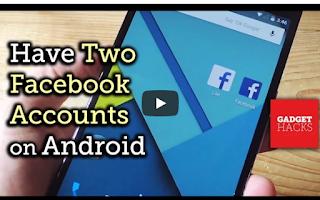 Facebook logout link Mobile