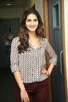 Vaani Kapoor Latest Glam pix at Big FM HeyAndhra