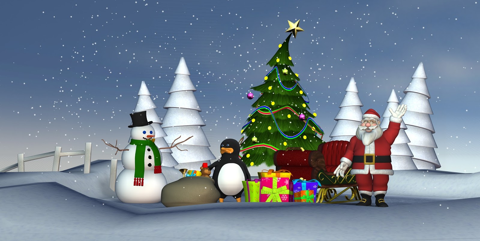 X-mas Greeting Imges Free Download
