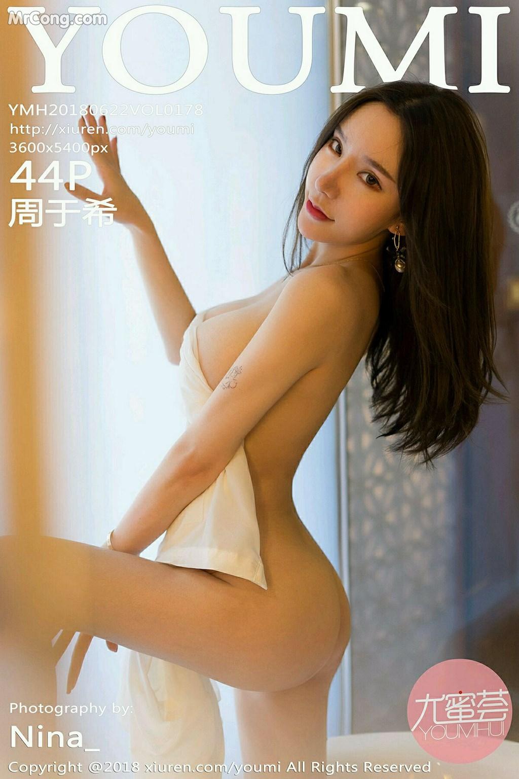 YouMi Vol.178: Người mẫu Zhou Yuxi (周于希) (45 ảnh)