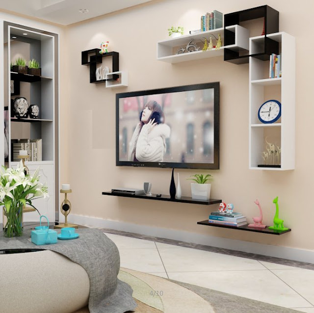 Kệ TV treo tường Deco TV63