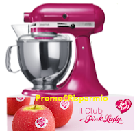 Logo Pink Lady : con ''Magic Pinks'' vinci Robot KitchenAid