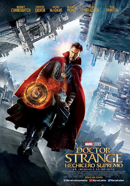 [PELÍCULAS] Doctor Strange: Hechicero supremo
