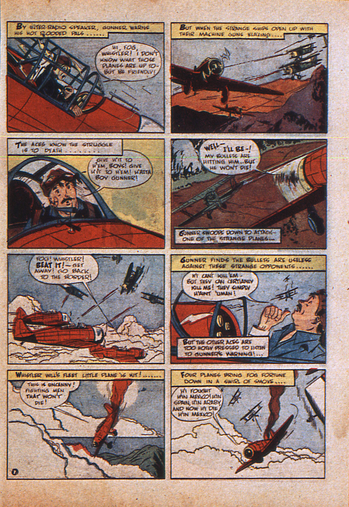 Read online Action Comics (1938) comic -  Issue #23 - 30