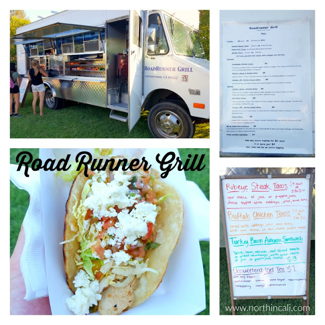 Road Runner Grill food truck  Redding, California  www.northincali.com