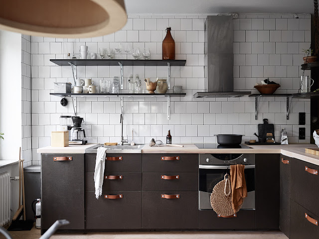 Perfect scandinavian interior with nice ideas