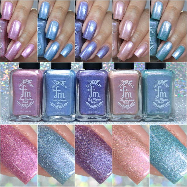 Fair Maiden Polish - Spring 2017 Pony Parade Collection