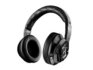 A-Audio Legacy Over-Ear Headphones with 3-Stage Technology