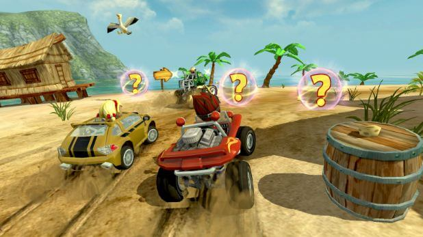 Download Beach Buggy Racing