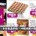 AEON 大减价!多样食品折扣!30粒鸡蛋只需RM 8.99!!内附促销列表价格!