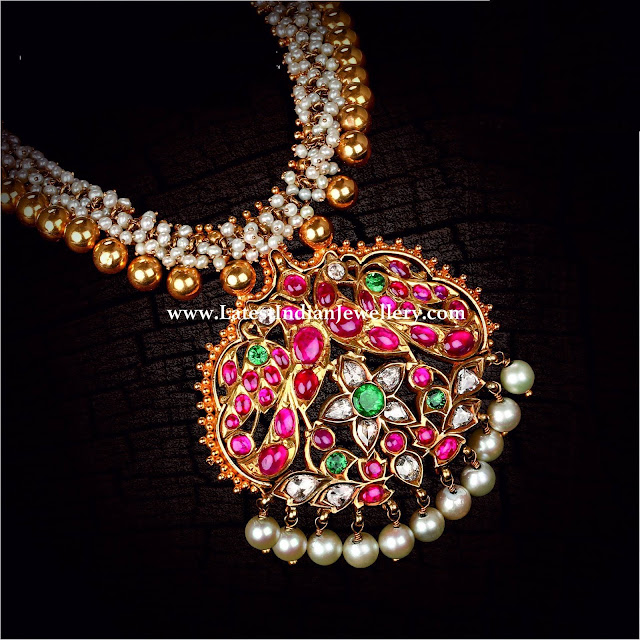 Pearls Gold Balls Haram