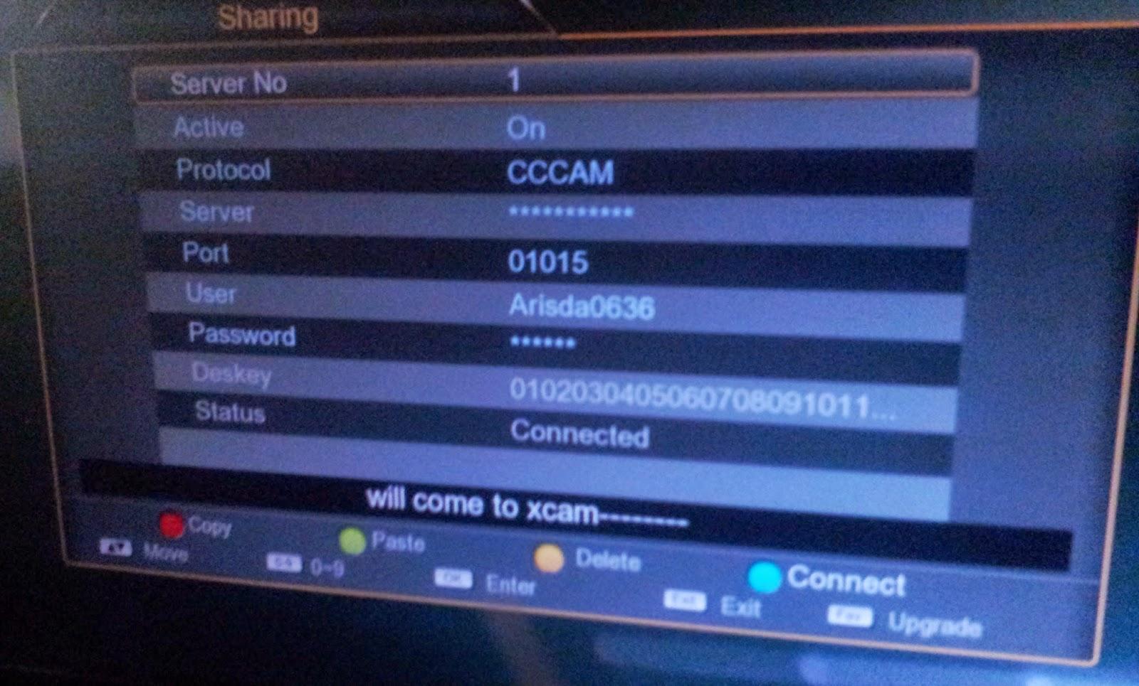 Cardsharing Server & how it works | Austino communication