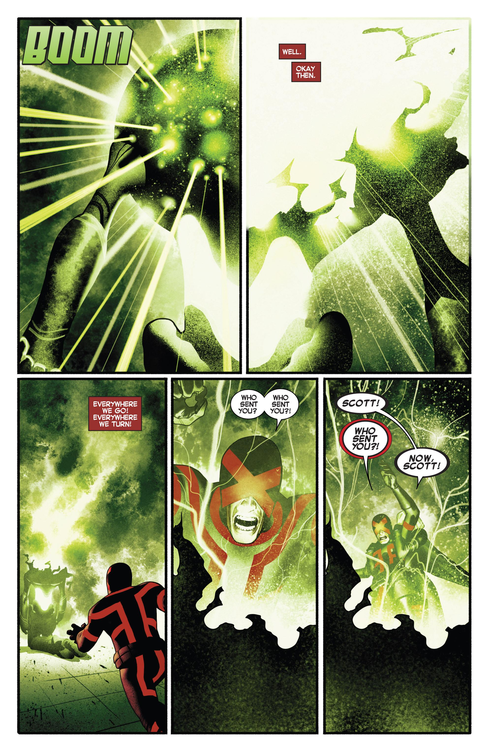 Read online Uncanny X-Men (2013) comic -  Issue # _TPB 2 - Broken - 113
