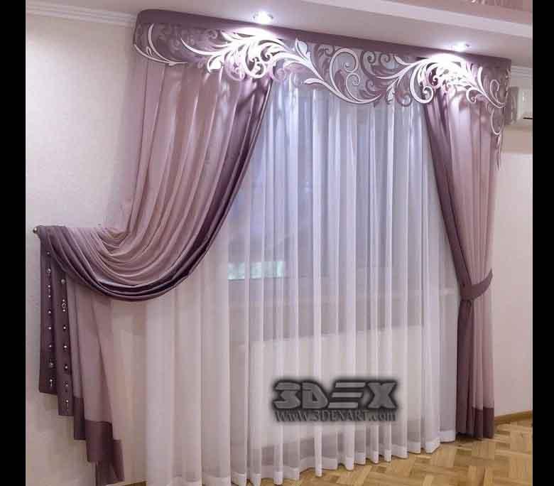 bedroom curtain ideas 2019