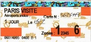 Paryż przewodnik tanie bilety metro 2014