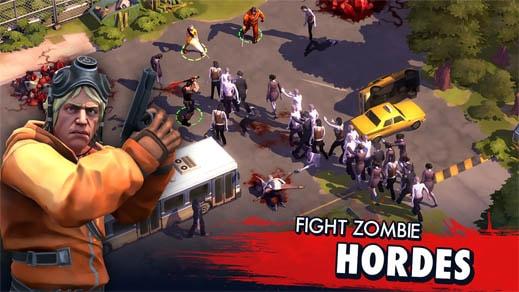 Zombie Anarchy: War & Survival V1.0.9e Mod Apk Terbaru