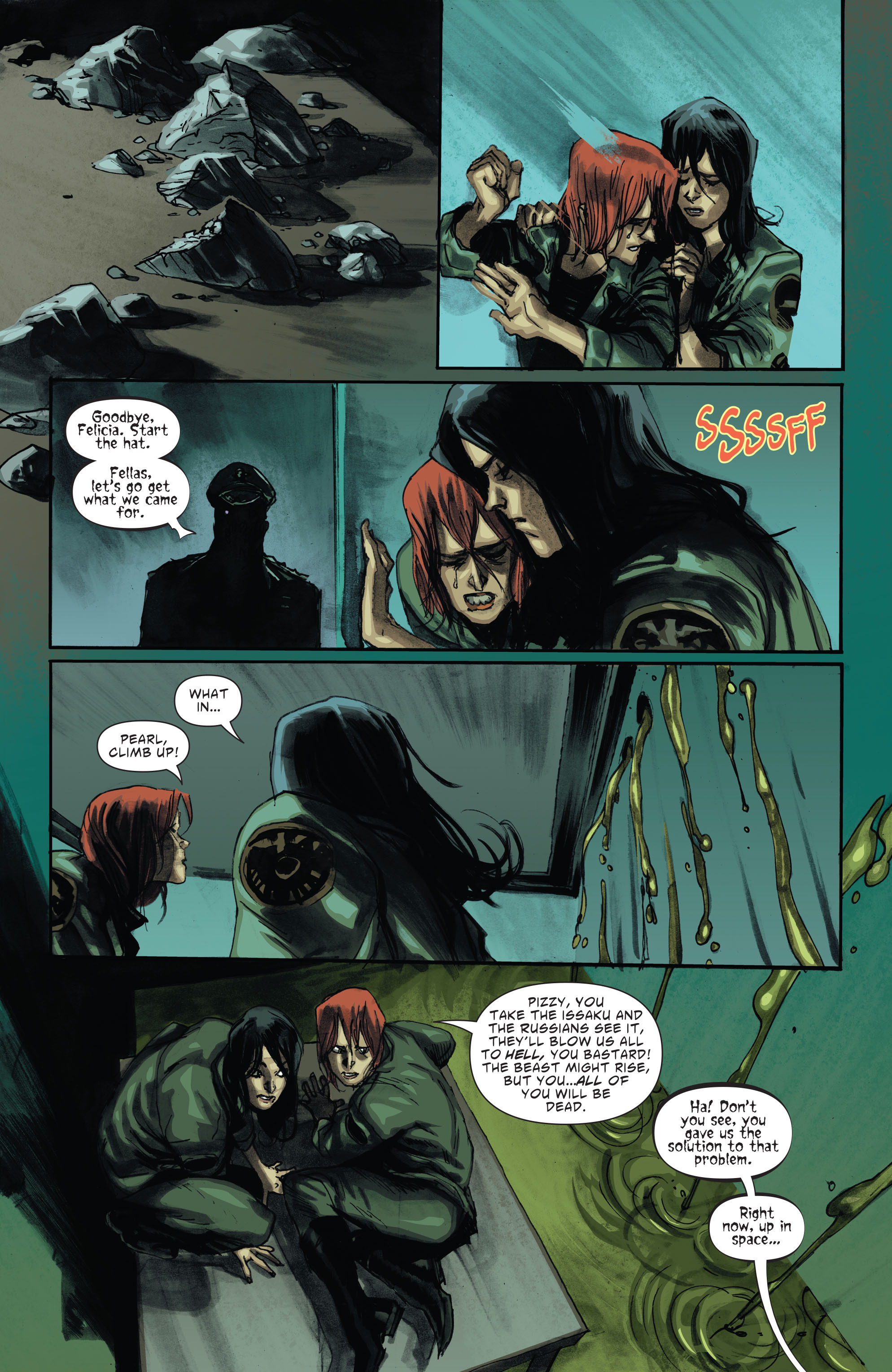 Read online American Vampire: Second Cycle comic -  Issue #9 - 11