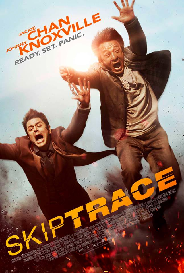Skiptrace: Missão Hong Kong Torrent – BluRay 720p Legendado (2016)