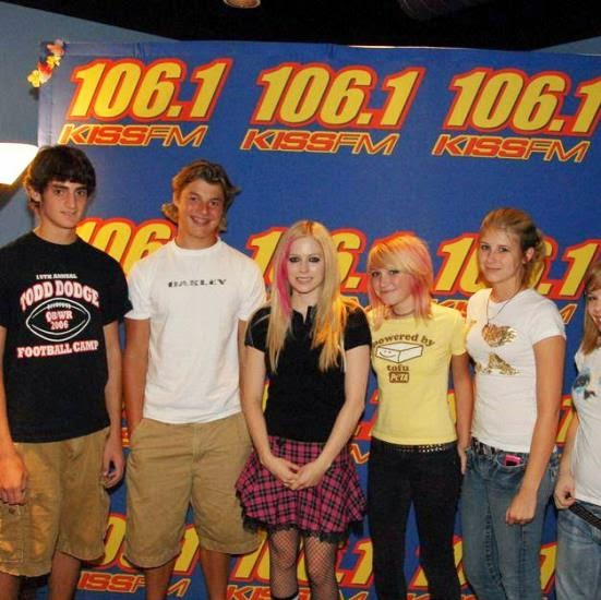 avril lavigne meet and greet 2005 jeep