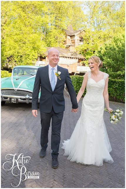 alnwick treehouse wedding, alnwick treehouse, katie byram photography, alnwick gardens wedding, northumberland wedding venue, relaxed wedding photography, quirky wedding photographer, valley retro