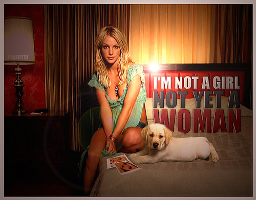 Britney Spears - I'm Not A Girl, Not Yet A Woman (Alternate Version)