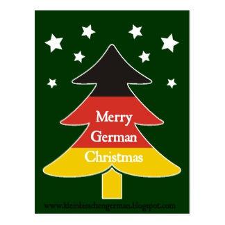 Am weihnachtsbaume die lichter brennen englisch