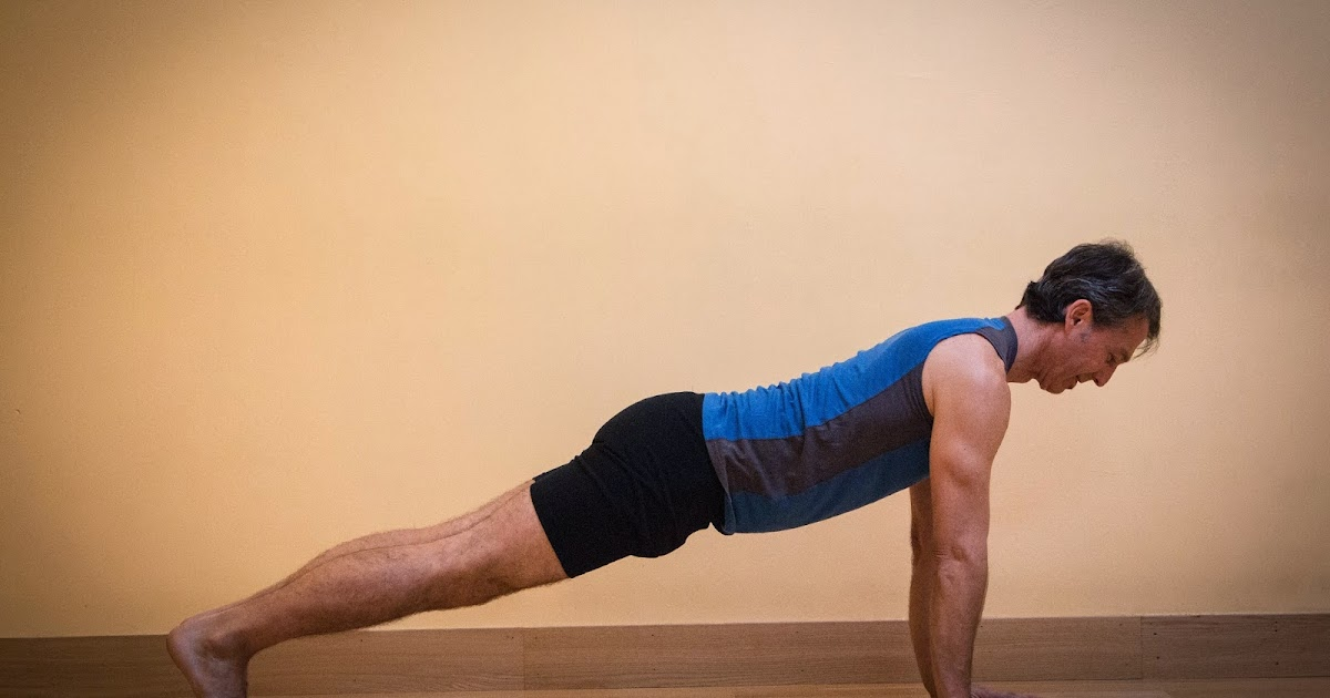 YOGA FOR HEALTHY AGING: Building Upper Body Strength the
