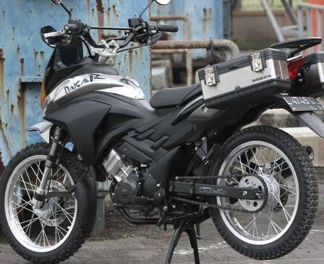 modifikasi motor cs one